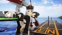 《碧蓝航线Corsswave》公开中文游戏画面 中文版2020年初发售