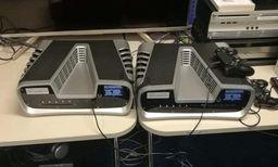 PS5开发机最新实机照片泄露 深V造型是为了方便从侧面散热
