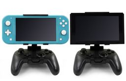 周邊廠商推出Switch Pro手柄用支架 可固定Switch/Switch Lite