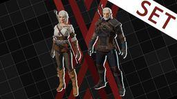 《机甲战魔》第三弹联动公布:《巫师3》 今日上架免费下载