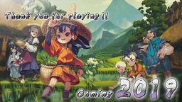 《天穗的长命草姬》动作体验版试玩影像 仍无进一步发售消息