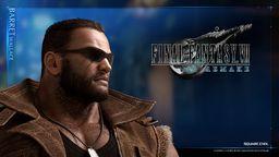 《最終幻想7 重制版》巴雷特壁紙發布 分為PC/手機兩個版本