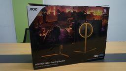 AGON愛攻《魔獸爭霸3 重制版》定制顯示器上手體驗評測