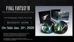 《最終幻想7》&《最終幻想7 重制版》黑膠音樂專輯宣傳片