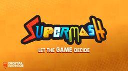 混搭各種類型打造屬于你的游戲 獨立游戲《SuperMash》發表