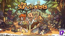 生存沙盒游戲《幸存者》發表 支持四人聯機2020年初發售