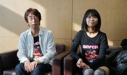 采访岩垂德行与小寺可南子 探讨逆转裁判和轨迹系列音乐的幕后