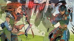 《地平線 零之曙光》漫畫將在2020年5月2日推出