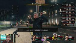 《如龍7》最新實機游戲演示:千奇百怪的職業以及隊友韓俊基