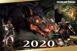 日本游戏厂商新年贺卡图集 鼠元素随处可见