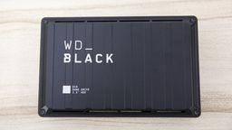 WD_BLACK D10西部数据8TB游戏外置硬盘评测