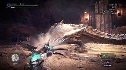 高玩《怪物猎人世界 Iceborne》冥赤龙弓箭速杀狩猎集锦