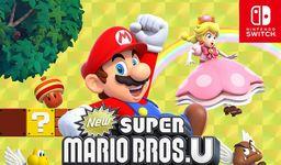 国行卡带《新 超级马力欧兄弟U 豪华版》1月15日推出 仅限国行NS游玩