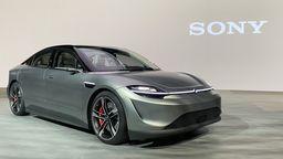 索尼发表首款概念电动汽车Vision-S 包含各种高科技配件