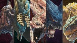 《怪物猎人世界 冰原》全怪物属性一览 怪猎冰原怪物弱点