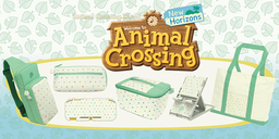 Hori将推出多款《动物森友会》主题周边 预计3月发售