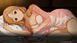 《刀劍神域 彼岸游境》將有陪睡劇情 亞絲娜和愛麗絲陪睡演示