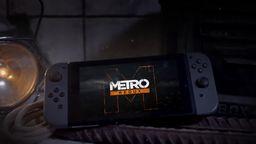 《地鐵 歸來》正式確定登陸Switch平臺 一張卡放下兩部游戲