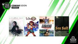 Xbox Game Pass一月下旬新增游戲公開 瘟疫傳說、形影不離等