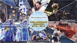 《怪物獵人世界 冰原》兩周年慶典活動明日開啟