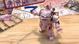 《櫻花大戰2》真宮寺櫻與大神一郎光武·改拼裝模型現已上市