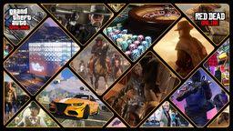 《GTAV》《荒野大镖客2》在线人数创新高 官方发放丰厚奖励