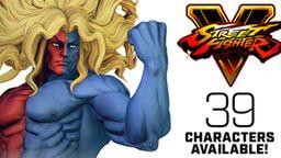 《街頭霸王5》將開啟免費試玩活動 可使用全部角色