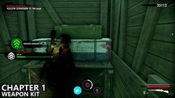《僵尸部队4 死亡战争》第三章全收集物攻略