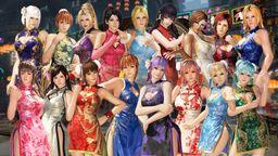 《死或生6》推出大规模更新 复刻千娇百媚旗袍服装登场