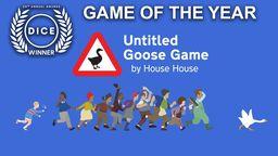 DICE 2020颁奖礼今日举办 《无名之鹅》夺得年度游戏