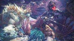 《怪物猎人世界 Iceborne》公开后续活动情报 陆珊瑚金冠任务