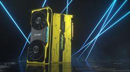 英伟达《赛博朋克2077》主题GPU正式公开 全球限量200块