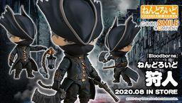 GSC《血源诅咒》猎人粘土人细节公开 预定8月发售