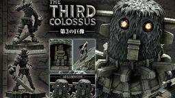 《汪达与巨像》第三巨像雕像公布 早期预约特典发光蜥蜴