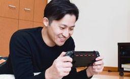 周邊廠商推出新款Switch手持握把 背面可以插5張游戲卡帶