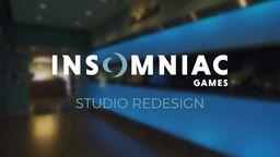 Insomniac Games Studio带你看他们装修后的新办公室