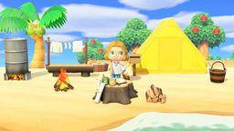 《集合啦!动物森友会》两段CM影像 岛上新生活的开始