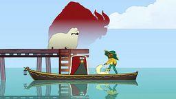 冥河摆渡模拟游戏《灵魂旅行者》公开实机宣传视频