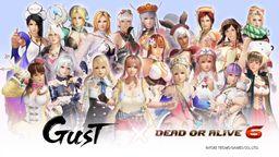 《死或生6》聯動GUST服裝DLC演示視頻公開 今日上架