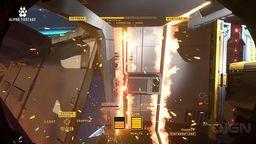 《迷走深空 碎舰者》5分钟实机演示公开 在太空中回收珍贵零件