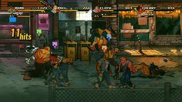 《怒之铁拳4》四人合作游玩视频 2020年春登陆PS4/XBO/NS/PC