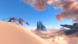 幻想舞台VR冒险游戏《Paper Beast》宣布将于3月24日发售