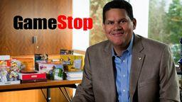 前美国任天堂总裁雷吉将加入GameStop董事会 以帮助其发展