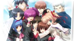 Switch版《Little Busters! Converted Edition》公开OP动画