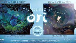 《精灵与森林》《精灵与萤火意志》原声黑胶唱片开始预购