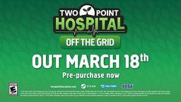 《双点医院》新DLC「隔离生活」公开 将于3月18日登陆PC