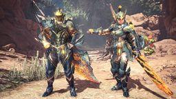 《怪物猎人世界Iceborne》将支持武器幻化 将进行多次更新