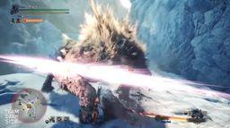 极限对决 高玩《怪物猎人世界 Iceborne》激昂金狮子太刀速杀