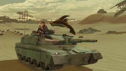 《重裝機兵XENO 重生》公開一組新畫面 展示游戲中的戰車等