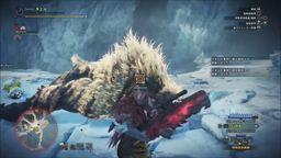 《怪物猎人世界 冰原》重弩速杀集锦:猛爆碎龙和激昂金狮子